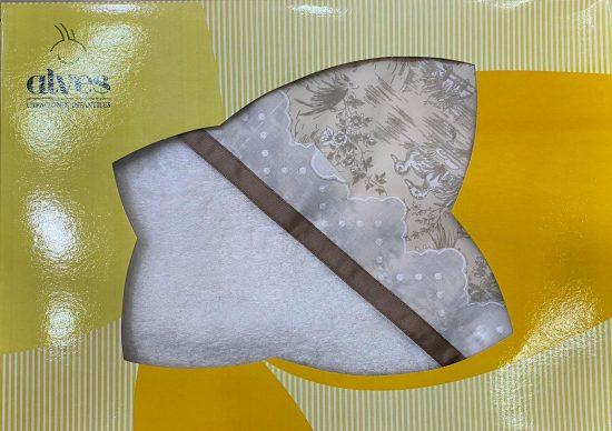 Capa de Baño Beige